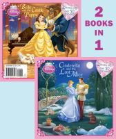 Cinderella and the Lost Mice/Belle and the Castle Puppy (Disney Princess) at Sears.com