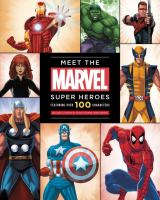 Meet the Marvel Super Heroes: Includes a Poster of Your Favorite Super Heroes! at Sears.com