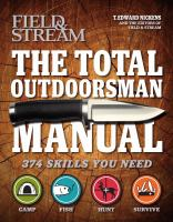 Field & Stream: The Total Outdoorsman Manual at Sears.com